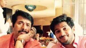 Photos of Mammooty & Dulquer Salmaan prove they are best f...