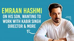 Emraan Hashmi on his son, wanting to work with Kabir Singh director & more