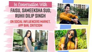 Faisu, Sameeksha Sud, Ruhii Singh on TikTok ban, newly launched apps, criticism and fan love