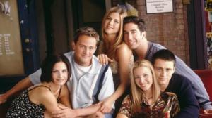 Here's what Friends stars Courteney Cox, Lisa Kudrow, Matt...