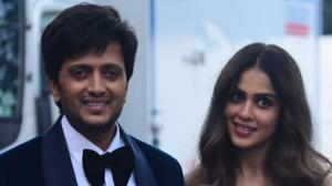 Genelia and Riteish Deshmukh: PHOTOS of the celebrity coup...