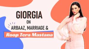 Giorgia Adriani shares about her marriage plans, Arbaaz Khan and projects