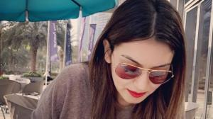 Hansika Motwani's photos reveal the South actress' foodie side; Take a look