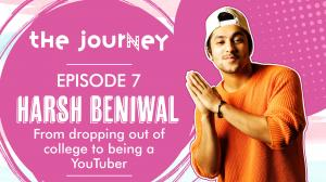 Harsh Beniwal: From being a college drop out to collaborating with Tiger Shroff | The Journey