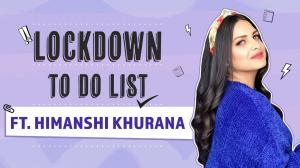 Himanshi Khurana on her Lockdown To Do List, most googled search, fights, PM Modi's speech & COVID 19