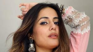 Hina Khan looks drop dead gorgeous in THESE beauty looks; ...