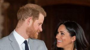 Did you know Meghan Markle didn't know much about Prince Harry before their 1st date? Here's their love story