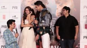 Humorous DIALOGUE BAAZI between Sidharth Malhotra and Riteish Deshmukh is pure laughter dose for the day