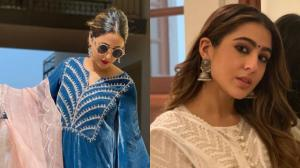 From Hina Khan to Sara Ali Khan: Actors give major Eid outfit inspiration