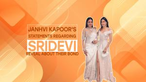 Janhvi Kapoor's statements about Sridevi show the amazing bond that mother and daughter shared