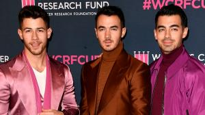 Jonas Brothers: When siblings Kevin, Joe and Nick Jonas wore the most unusual coloured attires at an event