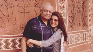 Kajal Aggarwal's endearing moments with her father prove she will always be her dad's little girl