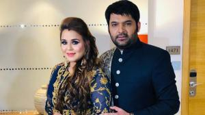 Kapil Sharma and Ginni Chatrath's adorable moments prove they were meant to be together; See Photos