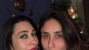Kareena Kapoor Khan and Karisma Kapoor's selfies prove they are the coolest sister duo of Bollywood