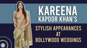 Kareena Kapoor Khan stole the limelight with these outfits at Bollywood weddings