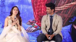 Kedarnath not possible without Sushant's help, admits Sara Ali Khan at the trailer launch of the film