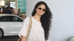 Keerthy Suresh's beautiful smile in the THROWBACK photos will brighten up your dull day