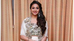 Keerthy Suresh's obsession for white knows no bounds; Chec...