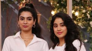 Khushi Kapoor shows us 7 easy ways to style white outfits;...
