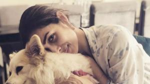 Malaika Arora is a dog mom and her pictures with pet Caspe...