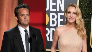 Julia Roberts to Yasmine Bleeth: A look at Matthew Perry's dating history as he gets engaged to Molly Hurwitz