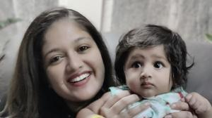 Meghana Raj's THESE 5 photos with son Jr C are all about a...