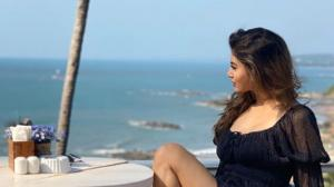 Mouni Roy looks ravishing in black and THESE pictures are ...