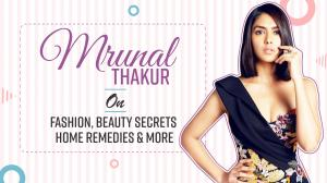 Mrunal Thakur on closing Lakme Fashion Week, Beauty & Makeup Secrets, Home Remedies & more