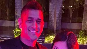 MS Dhoni and Sakshi Singh's THROWBACK vacation snaps are a visual treat for their fans; Take a look