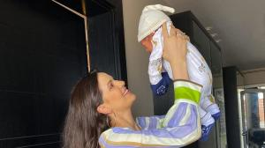 Natasa Stankovic's PHOTOS with her baby boy Agastya are too cute to handle; Take a look