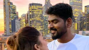 PHOTOS: 6 Times Nayanthara and Vignesh Shivan couldn't take their eyes off each other