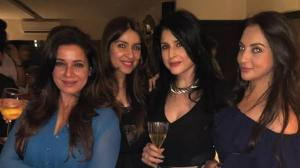 10 Photos of Fabulous Lives of Bollywood Wives stars Neelam, Bhavana, Maheep and Seema reveal their tight bond