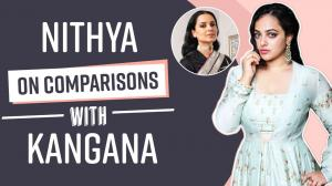Nithya Menen on Jayalalithaa biopic, comparisons with Kangana Ranaut & Abhishek's no kiss clause
