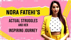 Nora Fatehi was bullied for her dance at school! Here's an encouraging story of the dancing queen
