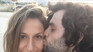 Penn Badgley is head over heels in love with his wife Domi...