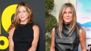 PHOTOS: Jennifer Aniston's obsession with the black colour...