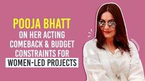 Pooja Bhatt on her acting comeback with Bombay Begums & the struggle she faced as a female producer