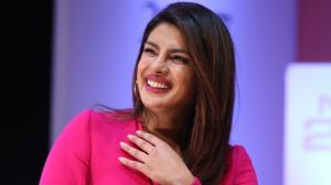 Priyanka Chopra Jonas looks ravishing in a pink outfit; Check out the actress' THROWBACK candid photos
