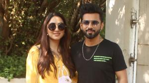 Rahul Vaidya and Disha Parmar DROP MAJOR hint about their marriage plans and forthcoming projects