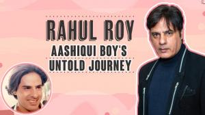 Aashiqui boy Rahul Roy on walking away from films, Mahesh Bhatt, outsider, Bigg Boss, insecurities