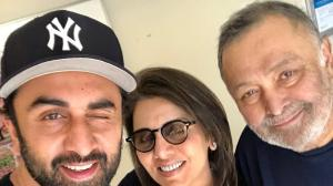 Ranbir Kapoor Birthday Special: A look at the star's beautiful moments with parents Rishi & Neetu Kapoor