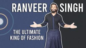 Ranveer Singh - The ultimate king of fashion in Bollywood