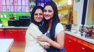 Rashami Desai's endearing moments with her mother show the amazing bond they share with each other