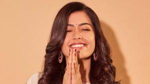 Rashmika Mandanna LOVES wearing light and bright coloured outfits and these PHOTOS prove the same