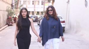 Raveena Tandon's daughter Rasha has all the attention at just the age of 15. Check out