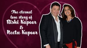 Take a look at Rishi Kapoor and Neetu Singh's eternal love story