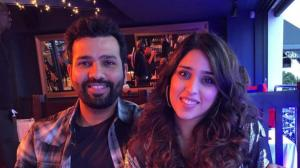 Rohit Sharma & Ritika Sajdeh: PHOTOS of the ace cricketer ...