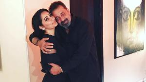 Sadak 2 actor Sanjay Dutt and wife Maanayata Dutt look ravishing together in THESE pictures