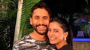 Samantha Akkineni and Chaitanya Akkineni's adorable PHOTOS will definitely make your heart melt