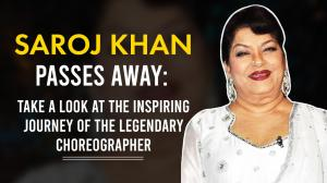 Saroj Khan Passes Away: From child artist to Bollywood's legendary choreographer; Here's her inspiring journey